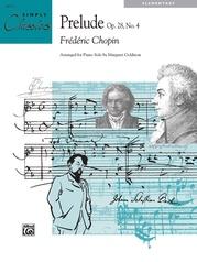 Prelude, Opus 28, No. 4