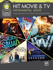 Hit Movie & TV Instrumental Solos for Strings