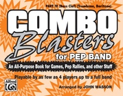 Combo Blasters for Pep Band