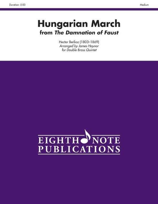 Hungarian March (from the Damnation of Faust)