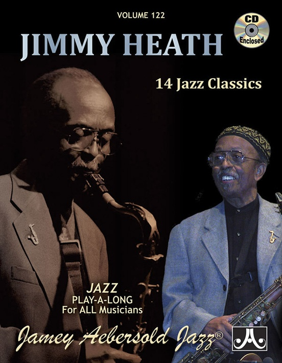 Jamey Aebersold Jazz, Volume 122: Jimmy Heath