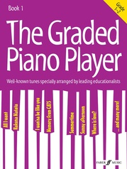 The Graded Piano Player, Book 1