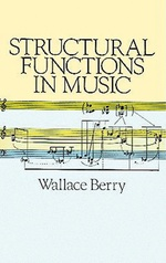 Structural Functions in Music