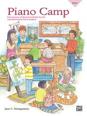 Piano Camp, Book 3
