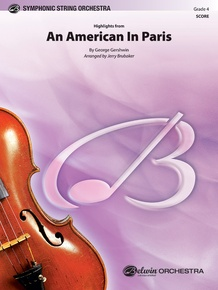 An American in Paris, Highlights from