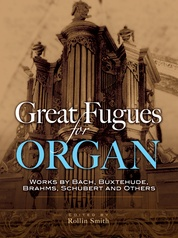 Great Fugues for Organ