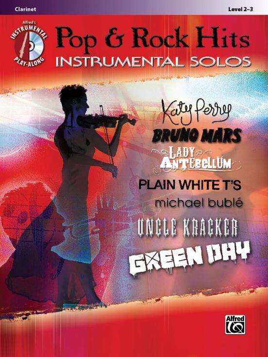Pop & Rock Hits Instrumental Solos
