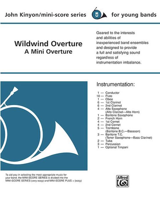 Wildwind Overture