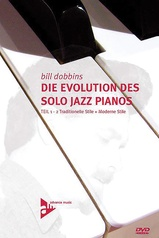 Die Evolution des Solo Jazz Pianos Teil 1-2