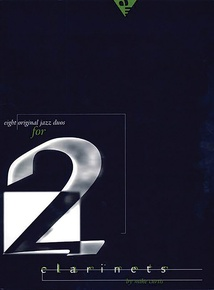 Eight Original Jazz Duos for 2 Clarinets