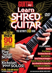 Guitar World: Learn Shred Guitar