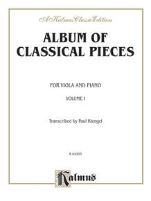 Album of Classical Pieces, Volume I