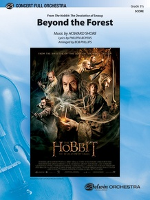 Beyond the Forest (from <i>The Hobbit: The Desolation of Smaug</i>)