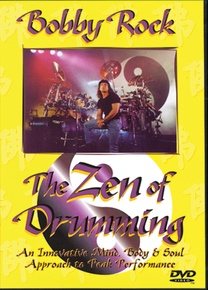 Bobby Rock: The Zen of Drumming