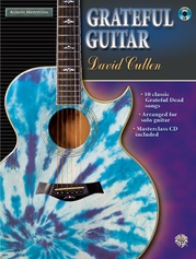 Acoustic Masterclass Series: David Cullen -- Grateful Guitar