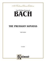 The Prussian Sonatas, Nos. 1-6