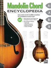 Mandolin Chord Encyclopedia