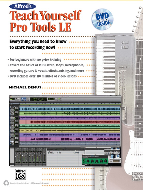 Alfred's Teach Yourself Pro Tools LE