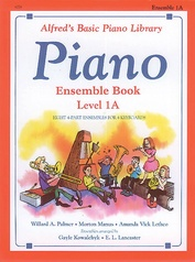 Alfred's Basic Piano Library: Ensemble Book 1A