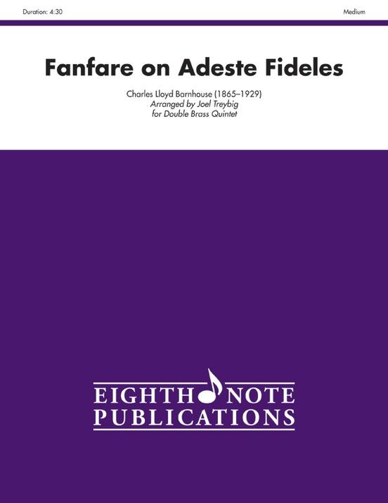Fanfare on Adeste Fideles