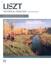 Liszt: Technical Exercises (Complete)