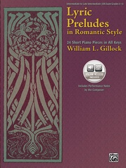 Lyric Preludes in Romantic Style