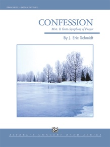 Confession (Movement 2 of <I>Symphony of Prayer</I>)