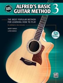 Alfred's Basic Guitar Method 3