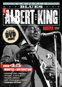 Guitar World: How to Play Blues in the Style of Albert King