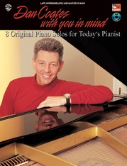 Dan Coates, With You in Mind: 8 Original Piano Solos for Today's Pianist