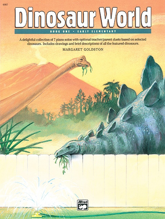 Dinosaur World, Book 1