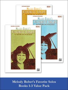 Melody Bober's Favorite Solos 1-3 (Value Pack)