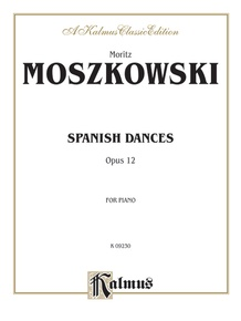 Spanish Dances, Opus 12