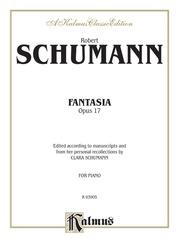 Fantasy, Opus 17