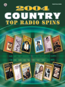 2004 Top Radio Spins: Country