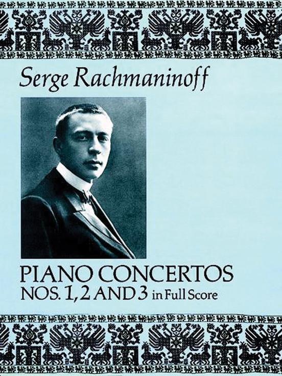 Piano Concertos Nos. 1, 2 and 3