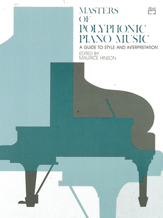 Masters of Polyphonic Piano Music
