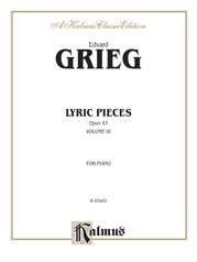 Lyric Pieces, Opus 43
