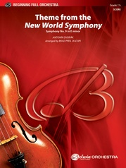 New World Symphony, Theme from the