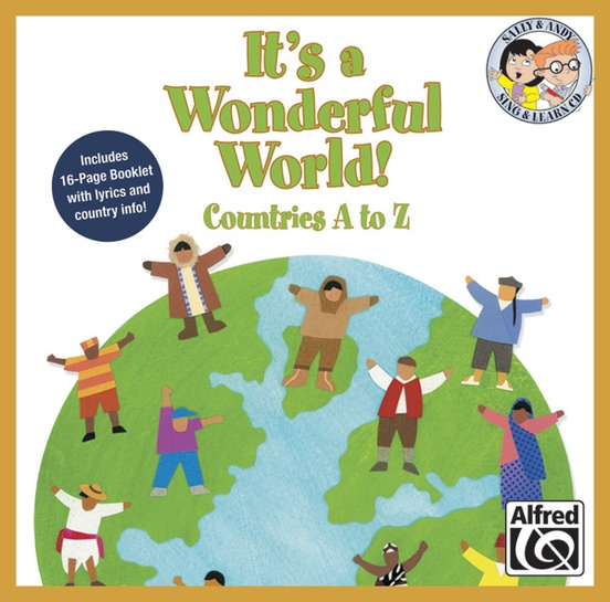 It's a Wonderful World (Countries A-Z)