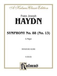 Symphony No. 88 in G Major