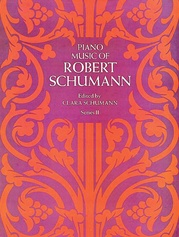 Piano Music of Robert Schumann, Series 2