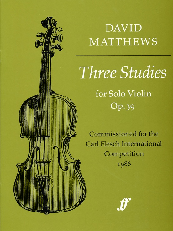 Three Studies, Opus 39