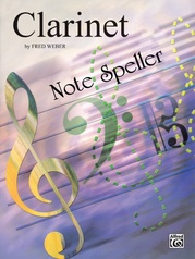 Clarinet Note Speller