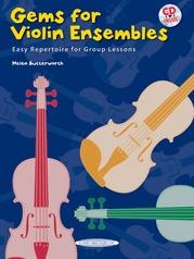 Gems for Violin Ensembles 1