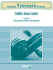 Fiddles Down Under
