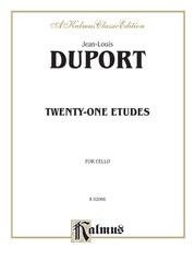 Twenty-one Etudes