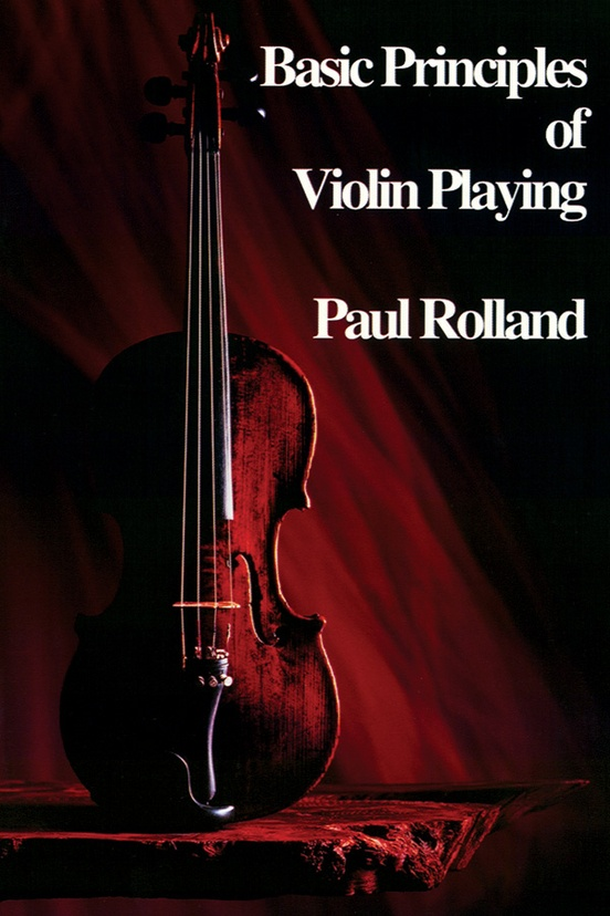 Basic Principles of Violin Playing
