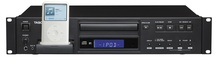 Tascam CD200i Pro CD Player w/iPod Dock