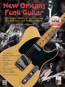 New Orleans Funk Guitar